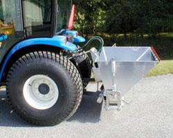 Sandspridare LSS 200 - 300